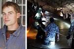 Speleolog Radek Ševčík o záchranné akci v thajské jeskyni