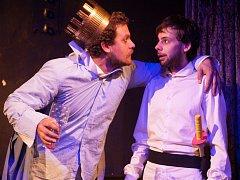 Kabaret nahatý Shakespeare olomouckého Divadla Tramtarie