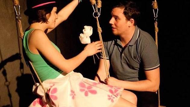 Romance pro křídlovku v Divadle Tramtarie