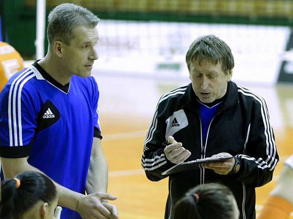 Pavel Háp a Jiří Teplý