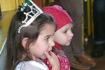 Dětský karneval.