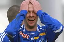 Lukáše Hartig by už rád dal gól.
