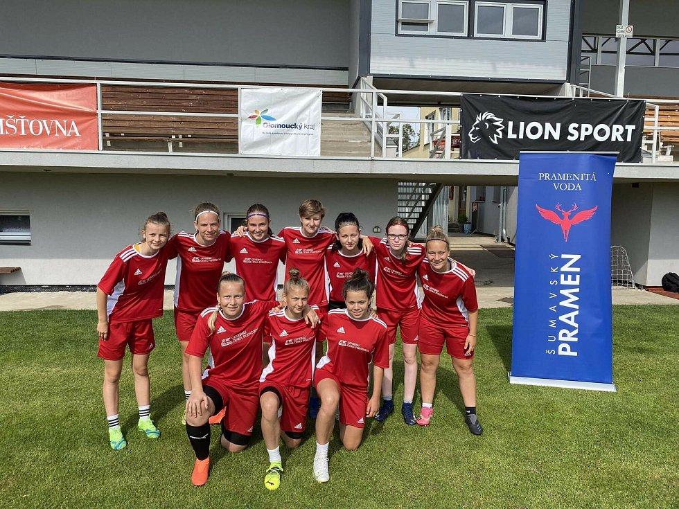 Fotbalová Lion Sport akademie 7. ročník.