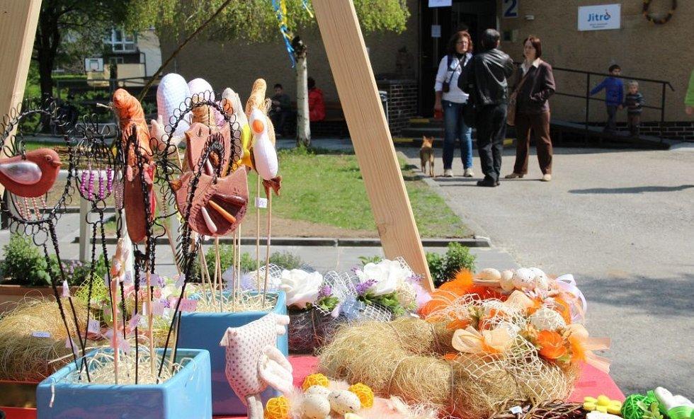 Velikonoční jarmark v Jitru