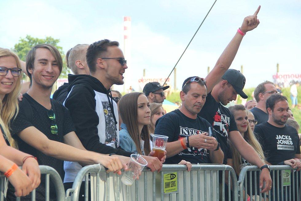 Olomoucký pivní festival Beerfest na Korunní pevnůstce - pátek 2. července 2021
