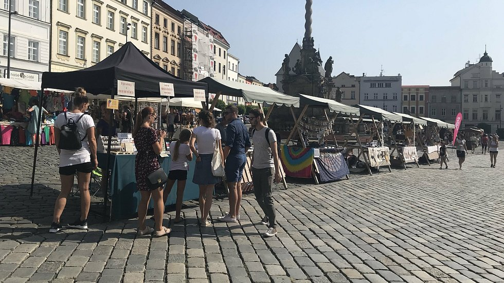 Jarmark na Dolním náměstí, 12. září 2020