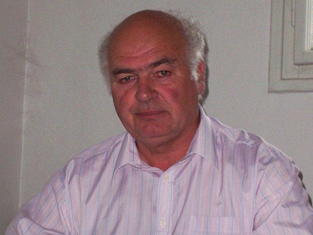 Antonín Kurfürst z Povodí Moravy.