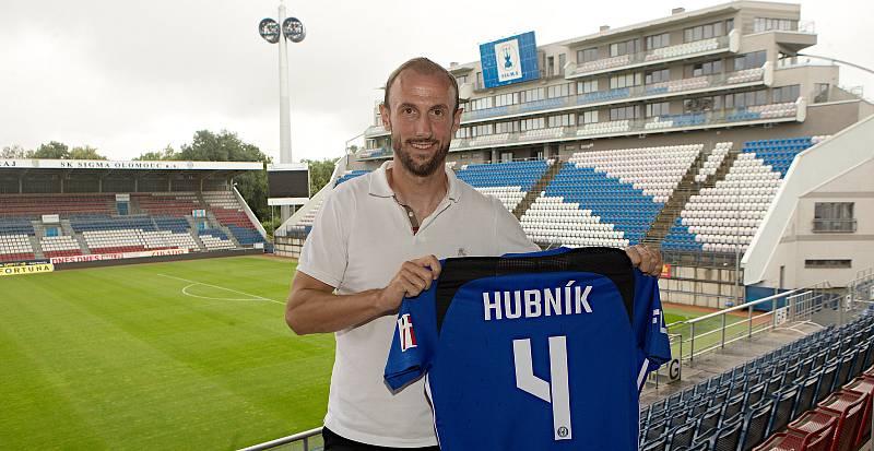 Roman Hubník se vrátil do SK Sigma Olomouc.