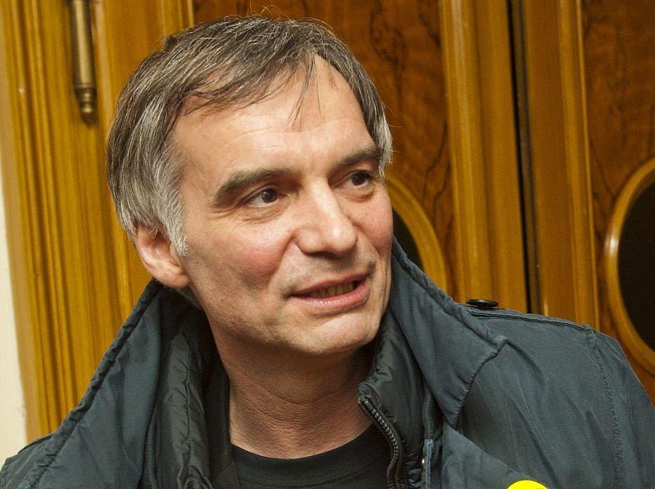 Herec Ivan Trojan vyjádřil podporu Jiřímu Drahošovi.