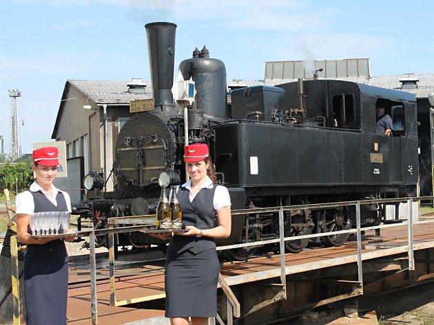 Nové železniční muzeum historických kolejových vozidel v Olomouci