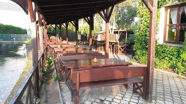 Restaurace Kormorán