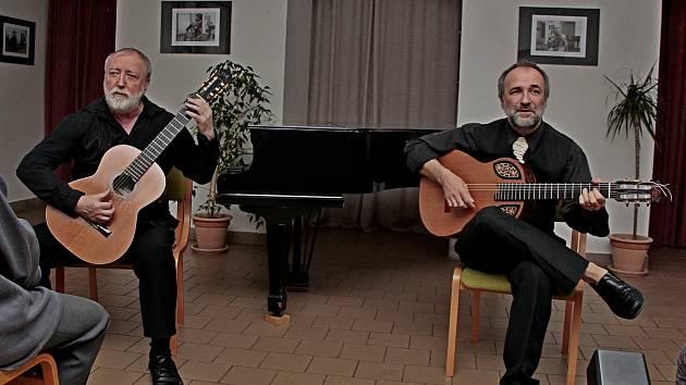 Kytarový koncert v Pňovicích