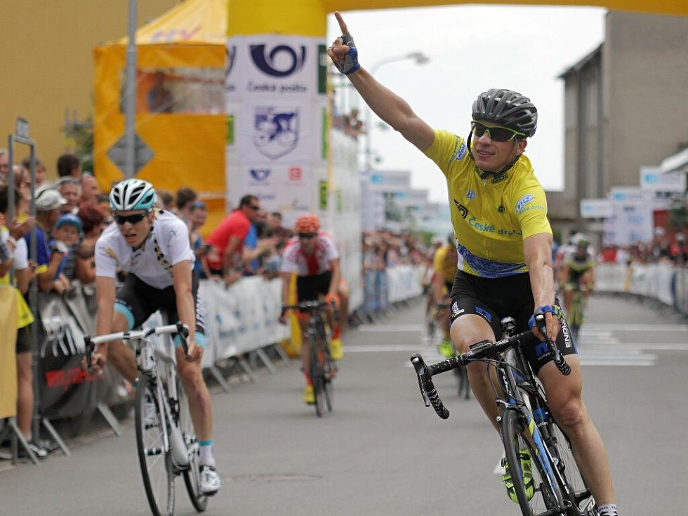 Leopold König na Czech Cycling Tour 2013