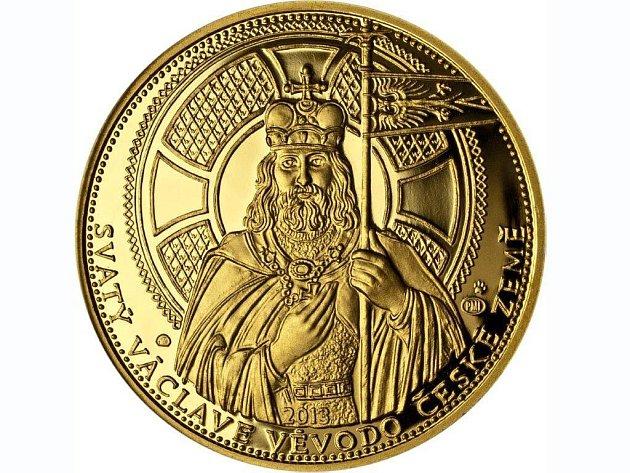 Zlatý svatováclavský desetidukát