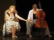 Opera Carmen v Moravském divadle