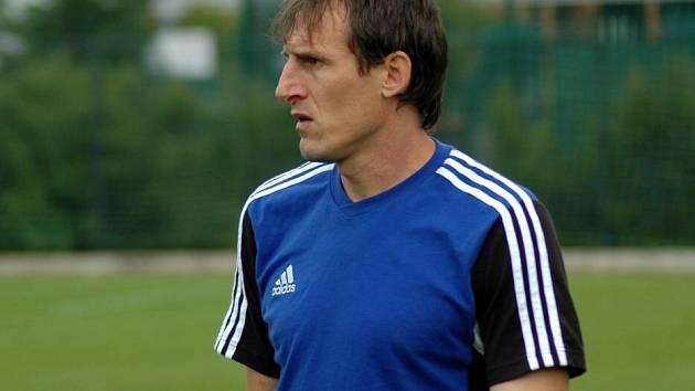 Trenér Jiří Derco