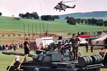 Cihelna u Králík, vojensko-historická akce