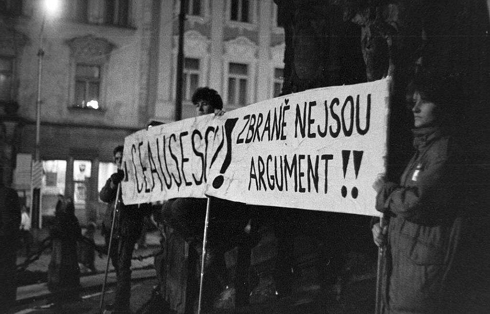Shromáždění na podporu odporu proti totalitě v Rumunsku