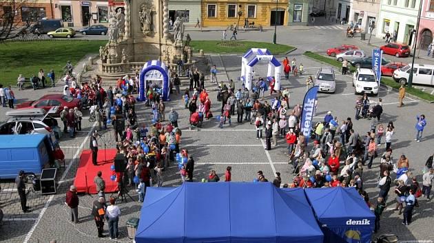 Uničovské náměstí projde rekonstrukcí.