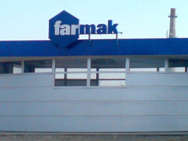 Olomoucký Farmak. Ilustrační foto