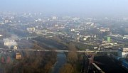 Inverze a smog v Přerově