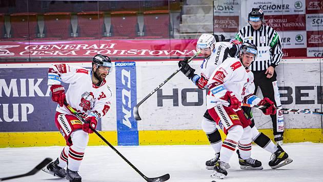Dohrávka 10. kola Tipsport extraligy: HC Energie Karlovy Vary - HC Olomouc