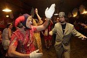 Pivní ples v olomouckém hostinci U Kapličky