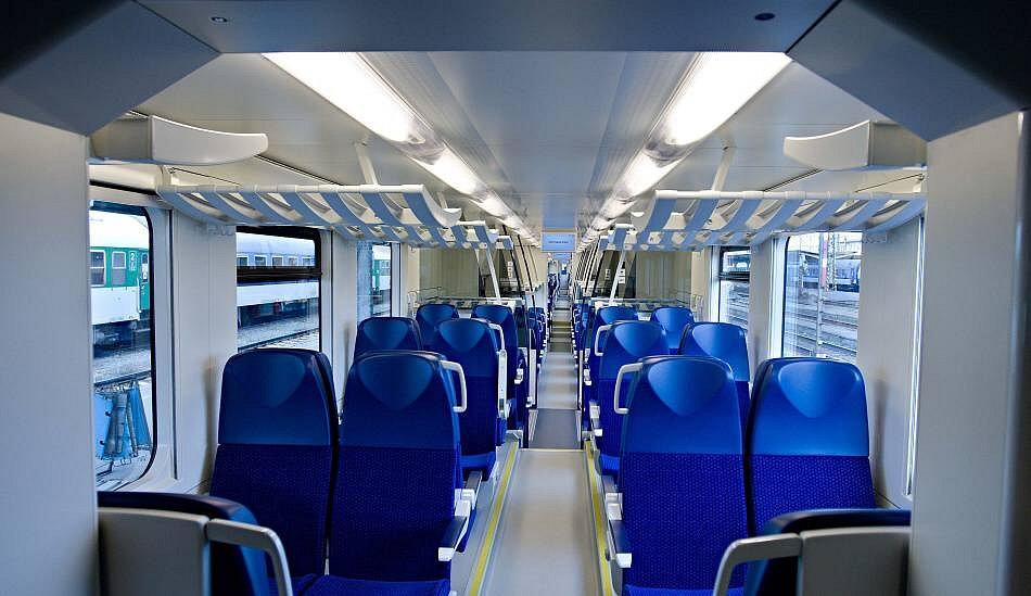 Nový vlak ČD RegioPanter
