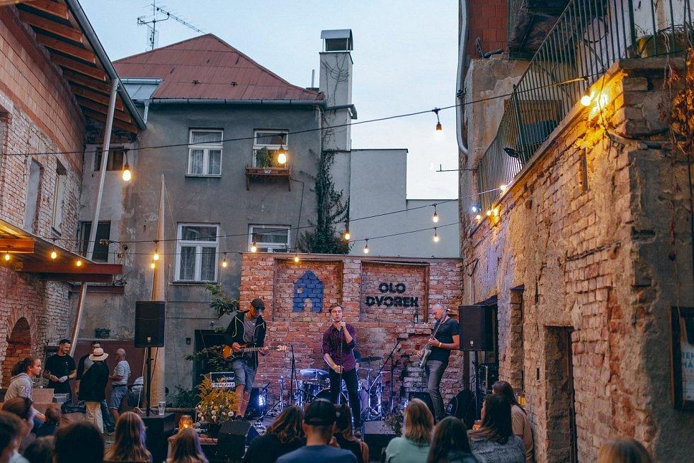 Festival Řeka má duši v Olomouci, 11. září 2021