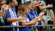Aplaus ve stoje za parádní fotbalové představení Sigmy se Sevillou