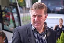 Trenér Aberdeenu Mark McGhee