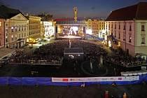 Festival Colores Flamencos v Olomouci. Ilustrační foto
