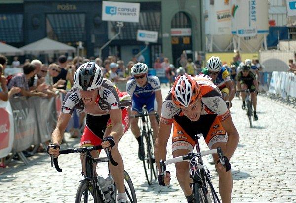 Czech Cycling Tour - čtvrtá etapa okolo Olomouce