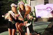 Titul Miss léto 2013 získala dívka s číslem 4 Martina Hlavníčková z Frýdku Místku. První vicemiss se stala dívka s číslem 6 Marie Glozová z Bruntálu a titul druhé vicemiss získala dívka s číslem 1 Monika Vrágová z Břeclavi.