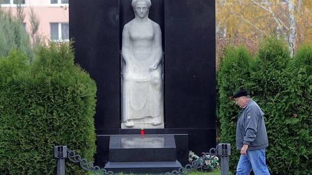 Hrobka Otty Primavesi, olomouckého bankéře a mecenáše umění