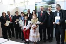Vítězové jednotlivých kategorií převzali ocenění Regionální potravina Olomouckého kraje