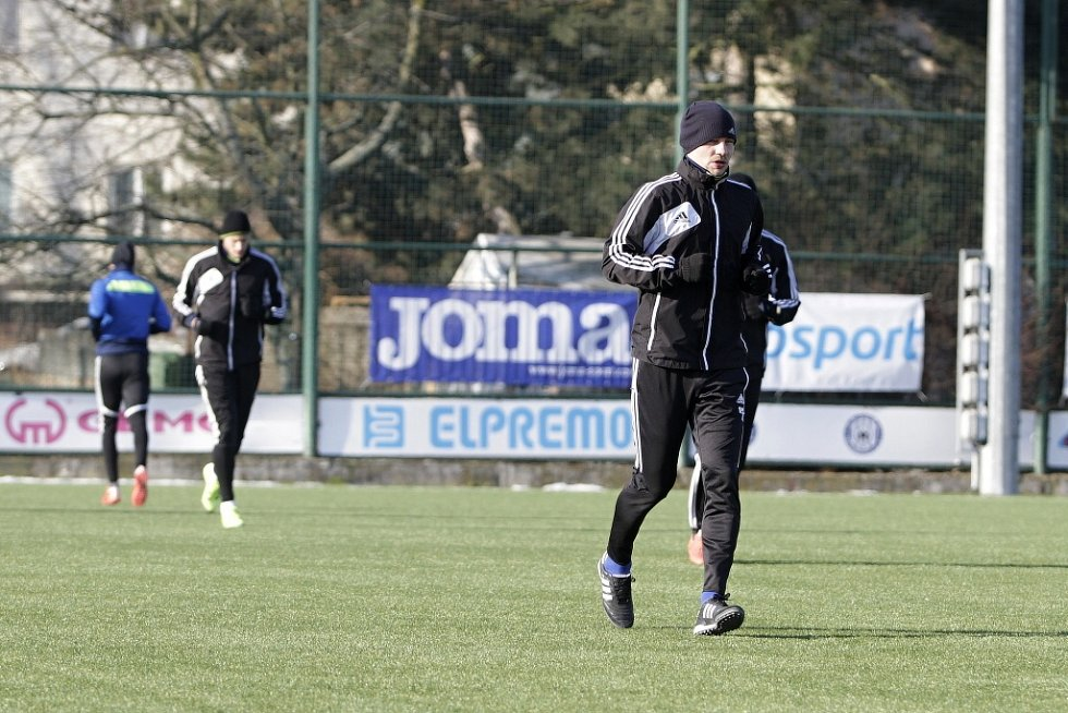 Jan Rajnoch (vepředu)