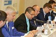 Setkání s hejtmanem Olomouckého kraje