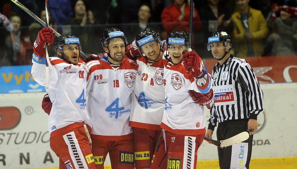 HC Olomouc - Plzeň. Šesté čtvrtfinále