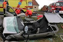 Tragická nehoda v Dolanech
