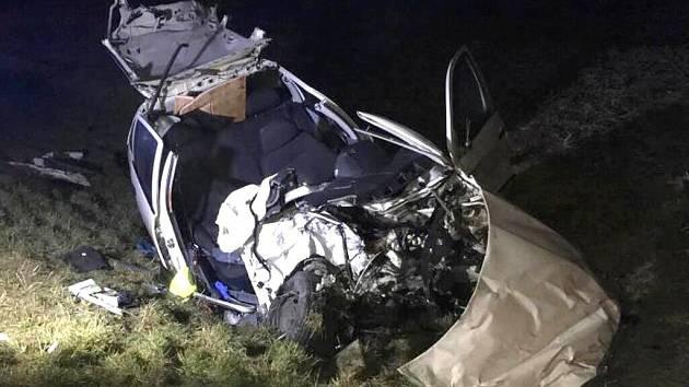 Tragická nehoda u Krčmaně, 27. prosince 2015