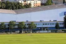 Plavecký stadion v Olomouci