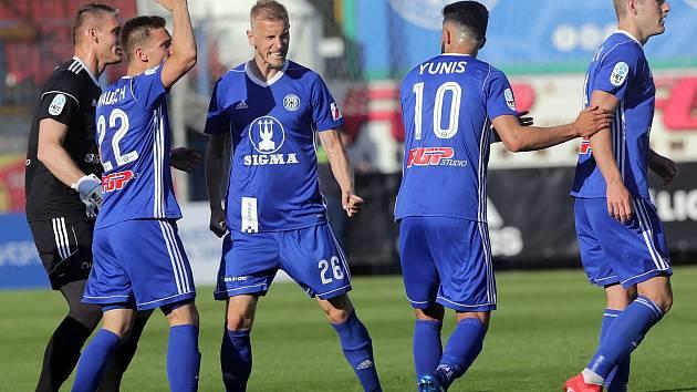 SK Sigma Olomouc vs. Bohemians Praha