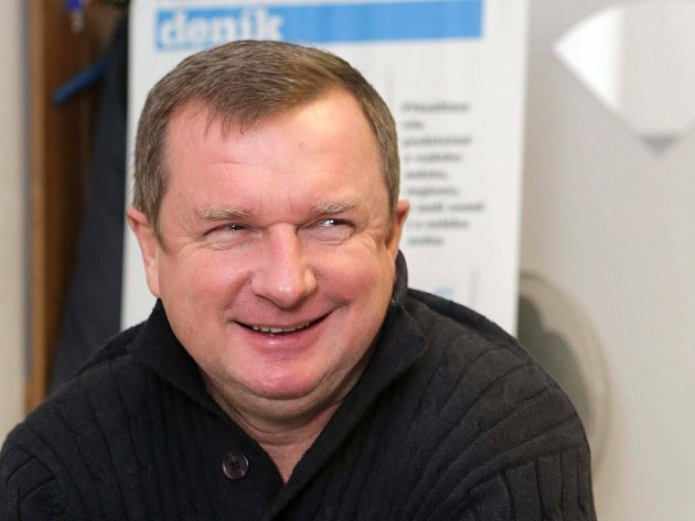 Trenér české fotbalové reprezentace Pavel Vrba
