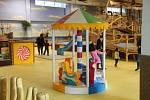Dětské zábavní centrum Krokodýlek v Olomouci