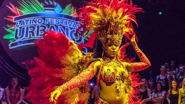Urbano Latino Festival v olomouckém S-klubu
