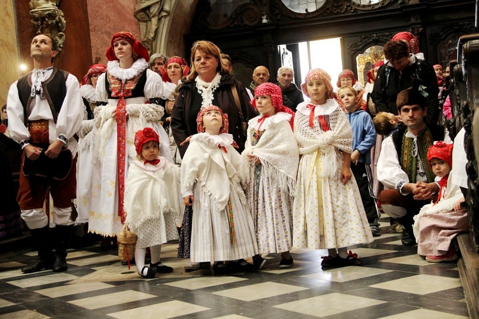 Malé setkání Hanáků v Olomouci