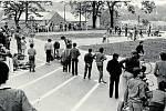 Dne 5. června v roce 1977 bylo slavnostně otevřeno dětské dopravní hřiště. Během dlouhých let došlo ke změně vzhledu a funkčnosti hřiště, v roce 2017 bylo po rekonstrukci znovu otevřeno.
