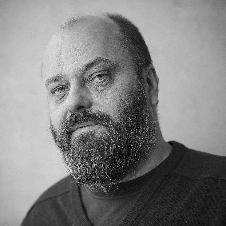 Scénárista Petr Jarchovský
