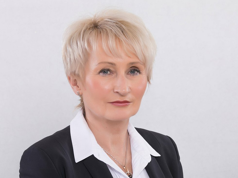 Marie Marsová, ředitelka Nemocnice AGEL Prostějov
